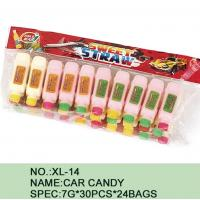 Best Different Color Healthy Candy Sugar Powder Novelty Car Shape Eco - Friendly wholesale