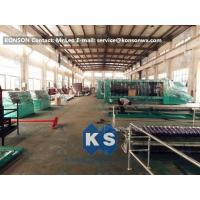 Best Large Mesh Gabion Box Machine For Straight And Reverse Twisted Wire Mesh Machinery wholesale