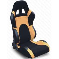 Best Modern Adjustable Custom Racing Seats With Rails And Logo , Easy To Install wholesale
