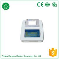 Buy cheap 7 Inch LCD Touch Screen Fluorescence Immunoassay Analyzer Built - In Thermal from wholesalers