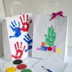 Best Loop Handled Paper Shopping Custom Printed Gift Bags for Packing wholesale