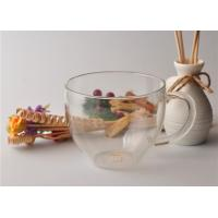 Best Pyrex Double Wall Glass Tea Infuser , Double Walled Thermo Glasses wholesale