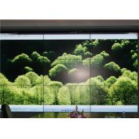Buy cheap Splicing Touch Screen Indoor LED Video Wall With 55'' Samsung Panel 1.9mm Seam from wholesalers