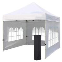 Best Exhibition Marquee Canopy Tent 3 X 3 M Corrosion Resistance With Wall wholesale
