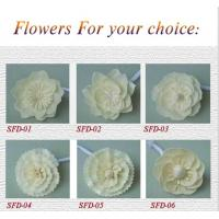 Sola Wood Flower for perfume diffuser ---flower for your choice
