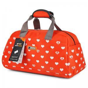 Buy cheap Printed Custom Duffle Bags , Reusable Nylon Cloth Bag For Ladies from wholesalers