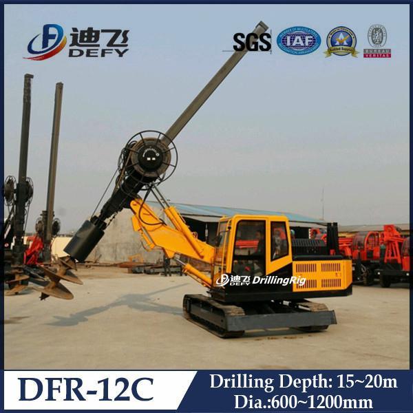 DFR-12C 20m hydraulic control auger construction.jpg