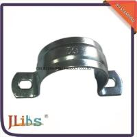 China Flame Retardant Iron Steel Metal Quick Release Band Clamp Anti Uv Performance on sale