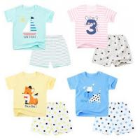 China Fashion childern summer suit T-shirt and shorts high quality for kid on sale