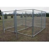 Best Security Site Steel Temporary Fencing High Perceptivity And No Destruction wholesale