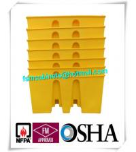 Cheap IBC Tank Storage Safety Spill Pallet, PE Spill Containments For IBC Tank Storage for sale