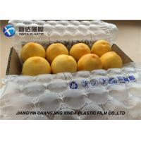 Best Food Grade Air Cushion Film 400 X 288mm Air Cushion Bag For Fruits Eco - Friendly wholesale