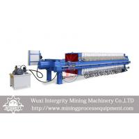 Best Automatic Membrane Dewatering Filter Press Copper Tailings Dehydrating wholesale
