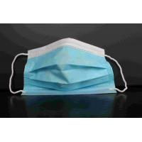 Best Industry Use 3 Ply Disposable Face Mask PM2.5 Protection High Efficient Filtration wholesale