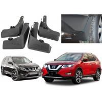 Best Mud Guards for Cars NISSAN X-TRAIL 2014 & 2017 , Auto Dirt Guard Splash Guard wholesale