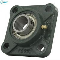 Buy cheap 25*34.5*115 mm Combine Harvester,Agricultural machinery, fan, textile, food, mining etc. Pillow Block Bearing UCF205 from wholesalers