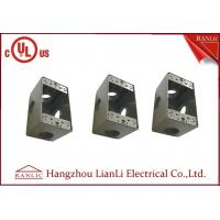 Best Rectangular IMC Conduit Fittings Waterproof Terminal Box with PVC Coated wholesale