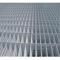 China Square galvanized iron welded wire mesh for construction , aperture 1/4 - 4 on sale