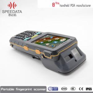 Best Stable Portable Biometric Fingerprint Scanner For Mobile With 4500mah 3.7v Battery wholesale