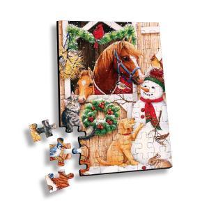 Best Flip 3D Lenticular Printing Service Children Educational Toy 3D Jigsaw Puzzle wholesale