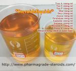 Best CAS 10161-34-9 Tren Anabolic Steroid Yellow Trenbolone Acetate Steroid Powder wholesale
