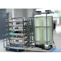 China Small Reverse Osmosis Commercial Ro Plant Mineral Water Treatment System on sale