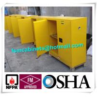 Best Flammable Chemical Storage Cabinets / Fireproof Storage Cabinets For Chemical wholesale