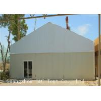 Best Flame Retardant Portable Storage Tents With Hard Pressed Extruded Aluminum Alloy wholesale