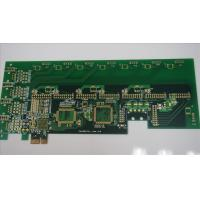 Best High TG Double Layer Double Sided PCB 2 Layer 94V0 White Silkscreen wholesale