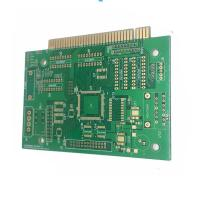 China Multilayer Printed Circuit Board HDI Pcb With Gold Finger , Rigid PCB on sale