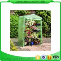 Best 4 Tier Portable Mental Greenhouse Small Garden Trellis 69 X 49 X 158cm 4.8KG Rolls/ctn 6 wholesale