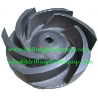 Quality BETTER MCM 250 Centrifugal Pump Open and Semi-Open Impeller Hard Iron Casting wholesale
