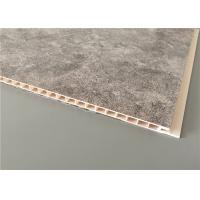 Cheap Flat Type Marble Bathroom Wall Panels , Decorative Marble Wall Tiles Bathroom for sale