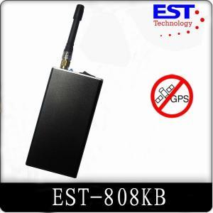 Best 800mW 30dBm GPS Signal Jammer 1500MHZ Blocker , Gps Jammer wholesale