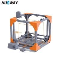 Best Big rep one  3d printer machine with ABS / PLA  Printing Materials wholesale