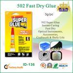 Best Adhesive 502 Fast Dry Glue wholesale