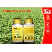 Best Abamectin 3.6% EC Pest control insecticides 71751-41-2 wholesale