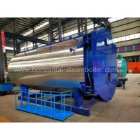 Industrial Steam Boiler And LPG Steam Boiler With Low Pressure ( Capacity 0.5t/H--20t/H )