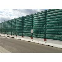 Best 40dB Temporary Sound Barriers for Construction Site and Residential and  Semi Building wholesale