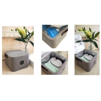 Buy cheap UV Light Mask Sterilizer Box AntiBacterial With 5 Minutes Sterilization Time from wholesalers
