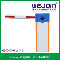 Cheap White Orange Car Park Barrier Arms Automatic Vehicle Barriers CE ISO Approval wholesale