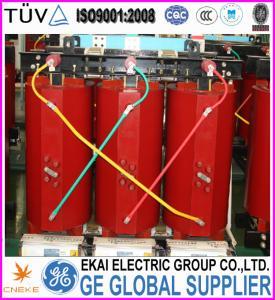 China 100 kva SCB10 insulation dry transformer on sale