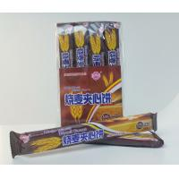 Best OEM 15g Crispy Wheat Sandwich Biscuits / Hard Chocolate Candy wholesale