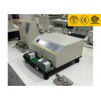Best LCD Displays ASTM D5264 Ink Rub Test Machine , Professional Abrasion Testing Machine wholesale