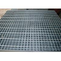 Best 19-w-4 Platform Steel Grating Hot Dipped Galvanized Mild Steel Bar Grating wholesale