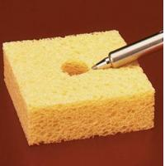 Best Rubbing Soldering Accessories Cleaning Sponge For Soldering Iron Tip wholesale