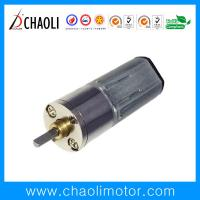Buy cheap Multi Ratio Spur Gear Reducer Motor CL-G12-FN30 For Electric Lock And Precise from wholesalers