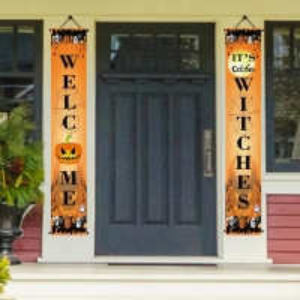 Best Double Sided Halloween 30x45cm Decorative Garden Flags wholesale
