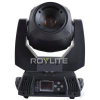 Best 150w Single White Super Power LED Moving Head Spot Motorized Iris 3 Prisms wholesale