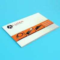 Best OEM Pantone Color Document Printing Services With Gloss Lamination / Matte Lamination wholesale